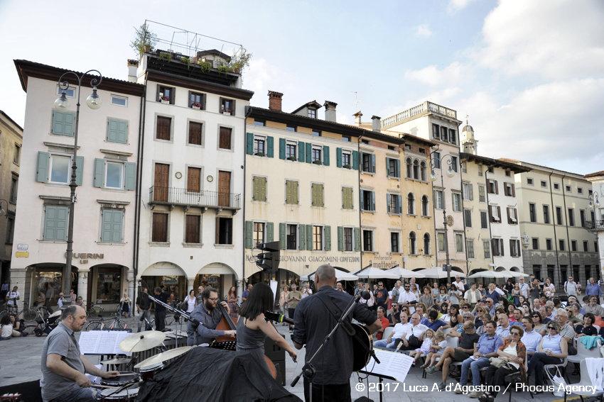 Udin&Jazz 2017 - Ludovica Burtone 4et